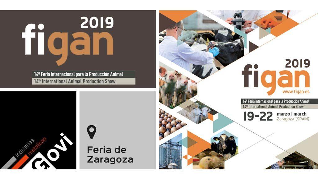 Figan 2019 Govi en la Feria de Zaragoza