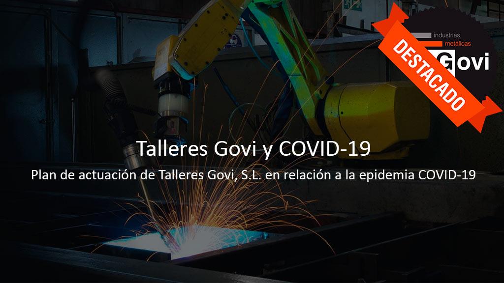 Talleres Govi y COVID-19