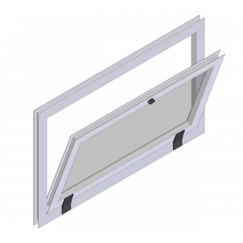 Ventanas aluminio pvc para naves ganaderas govi for Medidas estandar de ventanas de aluminio